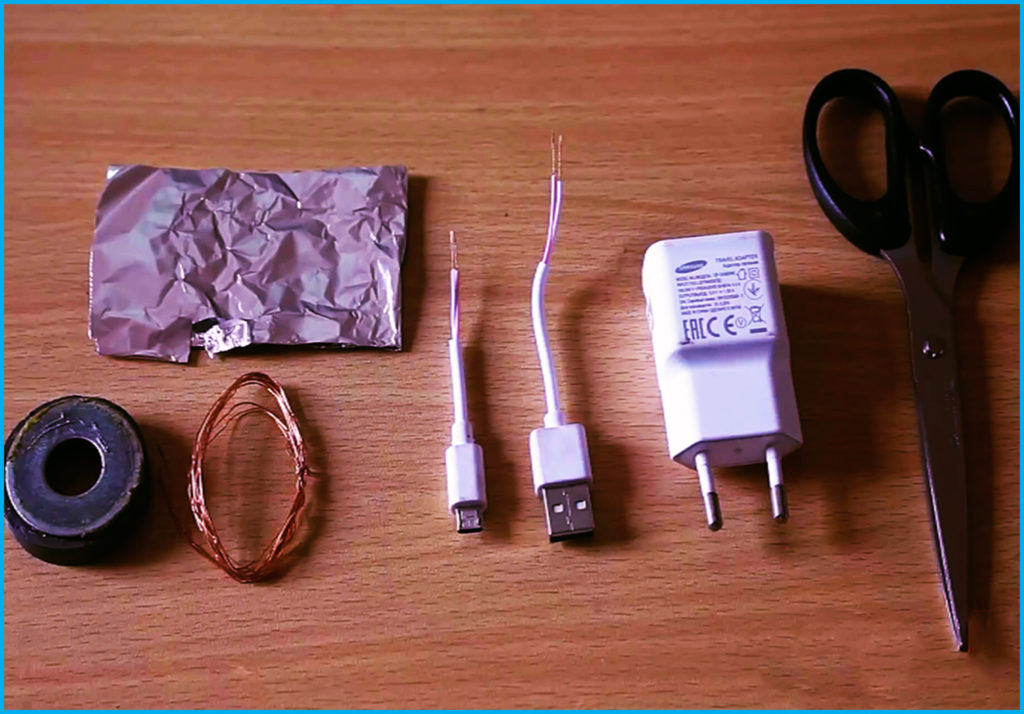 how to make wireless charger