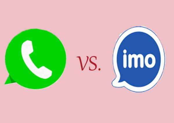 imo vs whatsapp