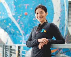 Alice Kao, Indoor Climbing Enthusiast