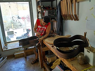 Modern-Day Luthier