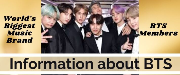 Information about BTS