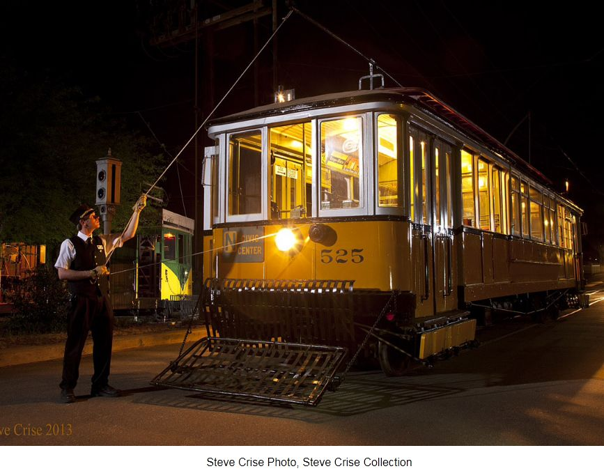 The Days of the Streetcar