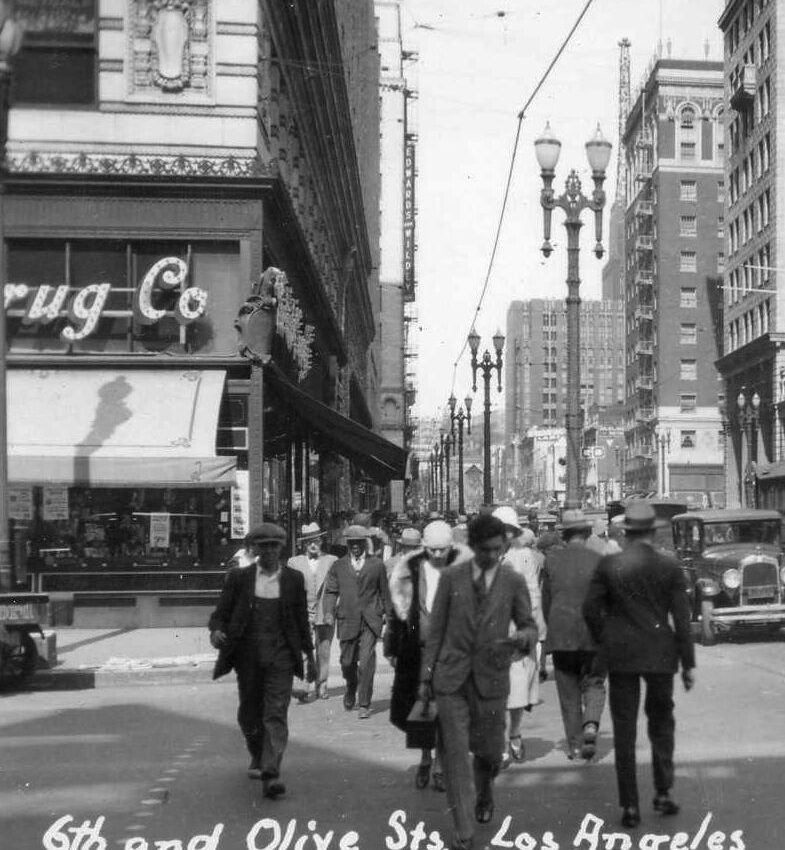 The Richly Varied History of the City of Angels